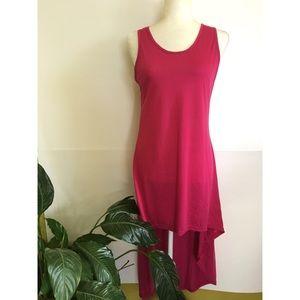 Dresses & Skirts - True Rock pink Hi-Lo dress